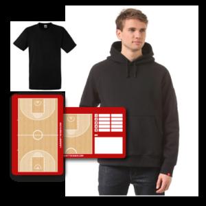 Kit Abbigliamento Sport Allenatore