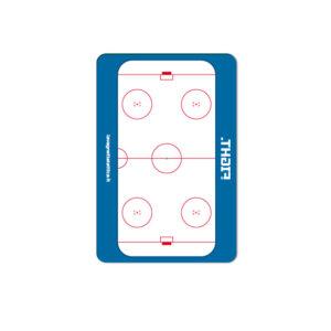 Lavagnetta Tattica per allenatori di Hockey inline