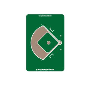 Lavagnetta Tattica per allenatori di Baseball